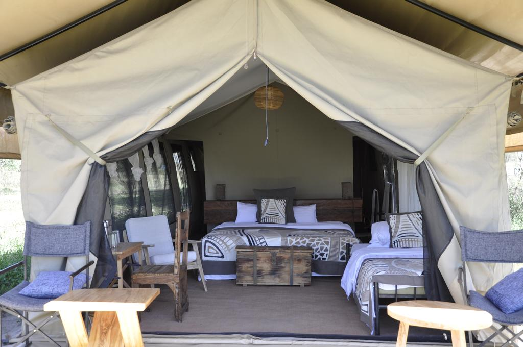 mobile camps ndutu