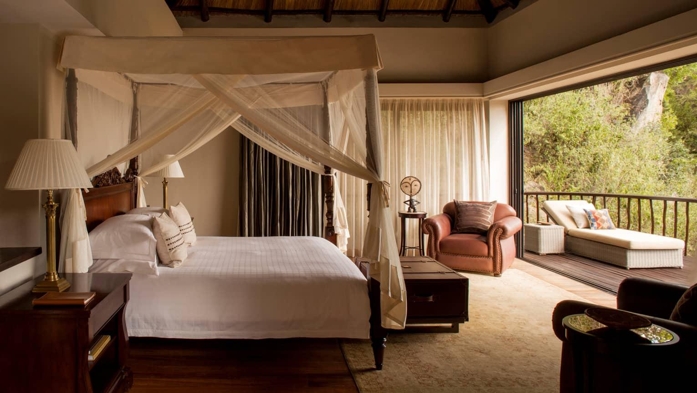 Lodges and Hotels Tanzania